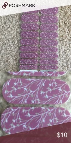 Full set Jamberry nails Full set Jamberry nails - black Friday exclusive jamberry Other
