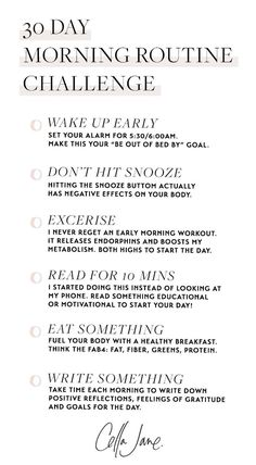 Tips for Starting an Early Morning Exercise Routine Morning Workout Routine, Healthy Morning Routine, Early Morning Workouts, Morning Habits, Morning Routines, Daily Routines, Early Morning Quotes, Night Routine, Healthy Routines