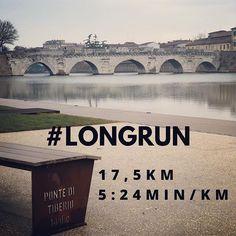 First long run of 2018 the road to the marathon has begun! #longrun #runtomarathon #run #runner #sunday #runkeeper #monument #bridge #romans #running #runway @runkeeper