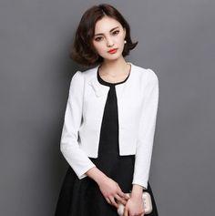 Encontrar Más Chaquetas Básicas Información acerca de Marca de moda de Las… 7b94350a040