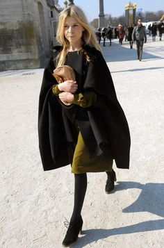 Dress Me: Style Icon: Clemence Poesy