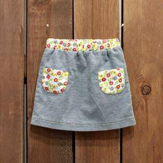 i seam stressed: Skirt Week: Skirt Two