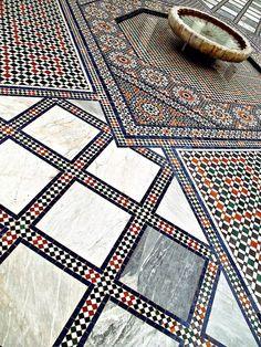 L'art de l'artisanat Marocain !
