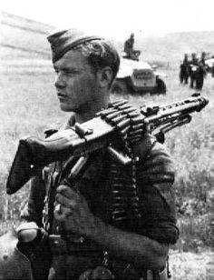MG-42 Gun