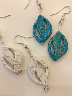 We are delighted to welcome Linda Padfield to our group of local shop artists. She makes beautiful jewellery, such as these stunning earrings. Come down to the Shop at Trowbridge Town Hall and take a look! Town Hall, Handmade Jewellery, Local Artists, Take That, Pendant Necklace, Group, Earrings, How To Make, Shopping