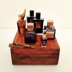 A selection of oud scents from Xerjoff, Maison Francis Kurkdjian, and By Kilian #oud #agarwood #niche #perfume #luckyscent