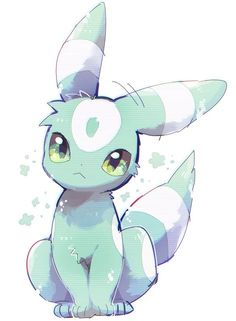Aaaww Umbreon is adorable right? It is also my favorite Eeveelution