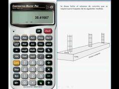 Calcular Cantidad de Concreto (Volumen) Necesario para Construcción con ...