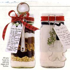 Cute Gift Jars