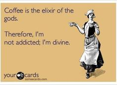 Coffee: The elixir of the gods