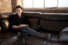 Tom Hiddleston-all I want is to snuggle and cuddle with him on the couch