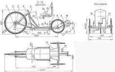 трицикл чертежи - Поиск в Google