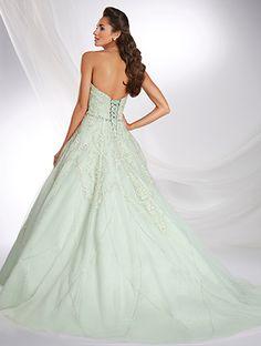 2015 Disney Princess - Tiana Dress: Back