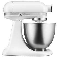 KitchenAid Artisan Mini 3.5-Quart Tilt-Head Stand Mixer KSM3311X,
