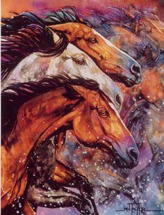...Line of Horses