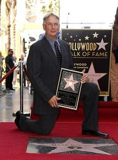 Mark Harmon, star of the U.S. crime series NCIS has done it: After ten seasons in his role as Agent Leroy Jethro Gibbs, the actor was honored with a star on the Hollywood Walk of Fame