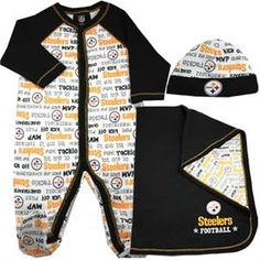 b683ff34c 35 Best Pittsburgh Steelers Baby Fun Etc. images in 2019
