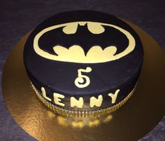 #birthday #cake #Batman