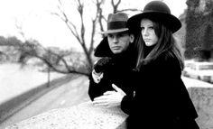 """Jean-Louis Trintignant e Stefania Sandrelli in """"Il conformista"""" (1970)"""
