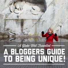 A bloggers guide to being unique! / A Globe Well Travelled