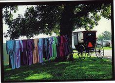 Jamesport, MO - Largest Amish Community in Missouri