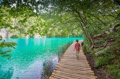 Croatia with Kids: Zagreb and Plitvice Lakes
