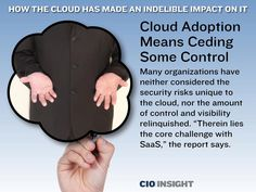 Cloud Adoption Means Ceding Some Control