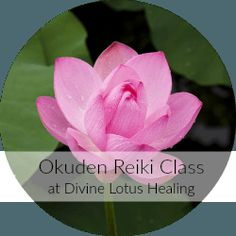 Divine Lotus Healing | Japanese Style - Okuden Reiki - Level Two Class | Classes taught monthly in Cambridge, MA!