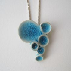 Lok Ming Fung Oohhh... Turquoise Necklace