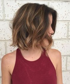 Beautiful Chin Length Layered Hairstyles for Women