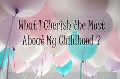 Childhood is like being drunk. Everyone remembers what you did except you! So true! I often take out the big fat book hidden deep in the curves and folds of mind, the book that has thousands of emp…