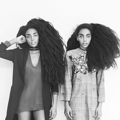 the quann sisters 2016 | The Most Stylish Siblings to Follow on Instagram - TK Wonder and ...