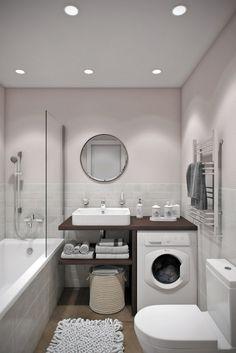 Проект квартиры 45 м2 с большой лоджией от Дарьи Ельниковой - Дизайн интерьеров | Идеи вашего дома | Lodgers