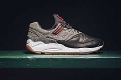 separation shoes e90be e9a74 Detailed Look at the Saucony GRID 9000 · Skor ...