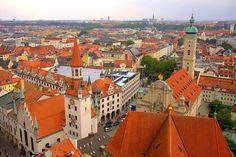 Munich tour guide - travel to Munich Germany