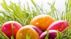 Tak skorú Veľkú noc zažijeme až v roku Peach, Jar, Fruit, Peaches, Jars, Glass