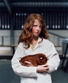 Jooney Woodward - First Prize, Taylor Wessing Photographic Portrait Price 2011