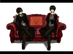 not sure who these two are supposed to be? Harry Potter Ships, Harry Potter Images, Harry Potter Anime, Harry Potter Fan Art, Harry Potter World, Regulus Black, Sirius Black, Pixar, Little King