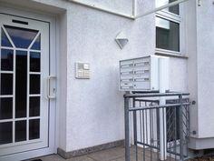 Siedle Gegensprechanlage ( Intercom ) und Briefkasten