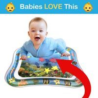 Tummy Time Mat ™ 😍The most stimulating toy a baby can have!👶 The Tummy Time Mat™ is great for sensory stimulation, motor skills, cognitive abilities, and social skills! - Baby Development Tips Baby Sensory Play, Baby Play, Baby Lernen, Baby Gadgets, Baby Swimming, Baby Necessities, Baby Development, Infant Activities, 3 Month Old Activities