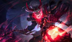Blood Moon Thresh | League of Legends
