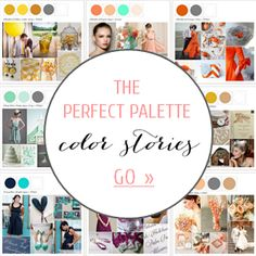 The Perfect Palette | Color Stories http://www.theperfectpalette.com/p/color-palettes_17.html