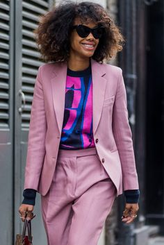 The Pool   Fashion - Have you thought about wearing a trouser suit?