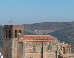 La Iglesia de San Blas templo gótico del siglo XVI.