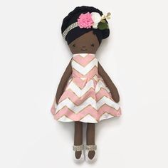 Pin by nacirfascreations on handmade african american cloth dolls personalized rag doll personalized girl gifts personalized baby gifts personalized cloth doll handmade cloth doll african american doll negle Images