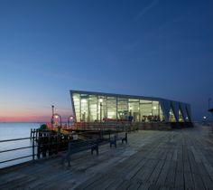 Centro Cultural Southend Pier / White Arkitekter + Sprunt