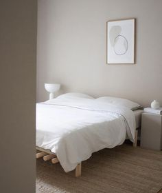 Living Room Decor, Living Spaces, Minimal Bedroom, Nordic Home, Scandinavian Bedroom, Slow Living, Minimalist Interior, Bedroom Inspo, Shabby Chic Decor