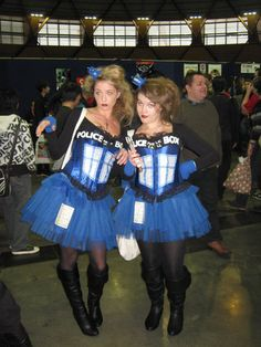easy, but cute tardis dress