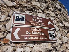 Visit to Fortresses St Michael, Barone and St. John in Sibenik Greece Cruise, Sea Level, St Michael, The St, Croatia, San Miguel, Saint Michael, Archangel Michael