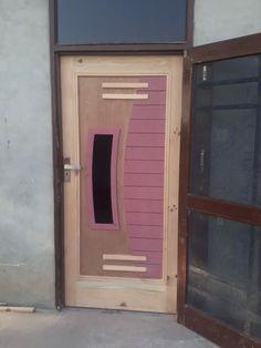 Single Door Design, Wooden Front Door Design, Wood Bed Design, Door Gate Design, Wooden Front Doors, Pooja Room Door Design, Door Design Interior, Tea Table Design, Lcd Panel Design